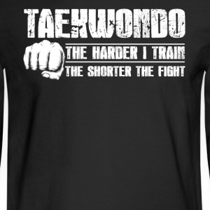 Taekwondo Shirt - Men's Long Sleeve T-Shirt