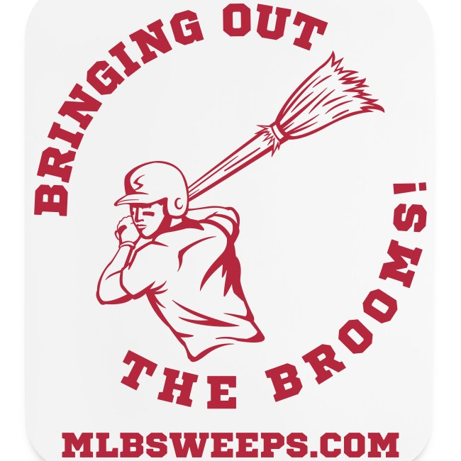 MLBSweeps.com Mousepad
