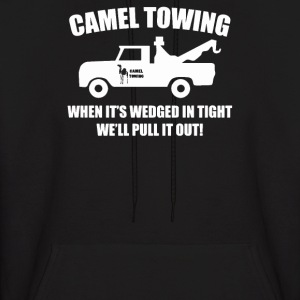 Camel Towing Well Pull it out - Men's Hoodie