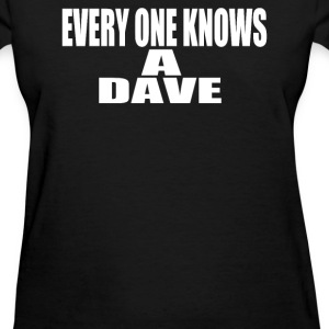 everyone knows - Women's T-Shirt
