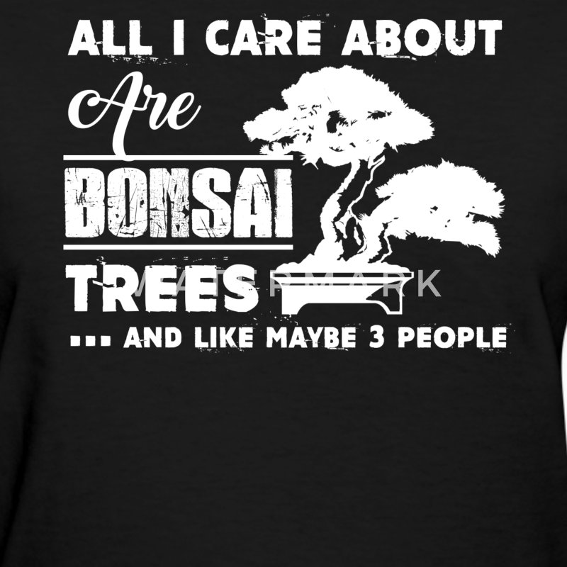 Bonsai  Shirt - Women's T-Shirt