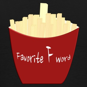 Favorite F word tshirt - Men's Premium T-Shirt