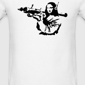 Ladies Bazooka - Men's T-Shirt