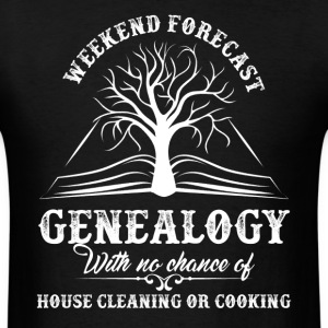 Genealogy Shirt - Men's T-Shirt