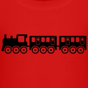 train Baby & Toddler Shirts - Toddler Premium T-Shirt
