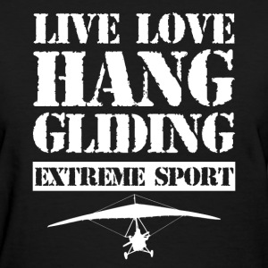 Hang Gliding Extreme - Women's T-Shirt