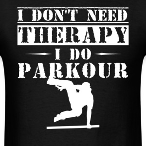 Therapy Parkour Shirt - Men's T-Shirt