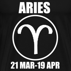 ARIES562.png T-Shirts - Men's Premium T-Shirt