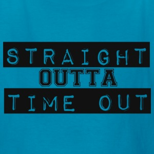 OUTTA TIME OUT Kids' Shirts - Kids' T-Shirt