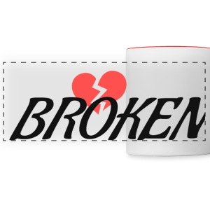 BROKEN Mugs & Drinkware - Panoramic Mug