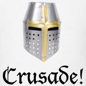 Crusade! T-Shirt (Black) - Men's T-Shirt