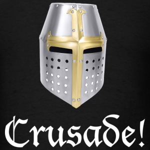 Crusade! T-Shirt (White) - Men's T-Shirt