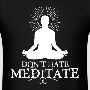 Love Yoga Shirts - Men's T-Shirt