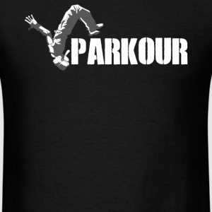 Parkour Shirts - Men's T-Shirt