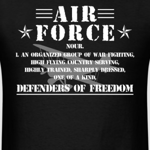 Air Force Shirts - Men's T-Shirt
