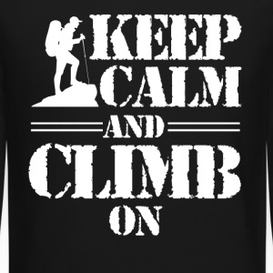 Mountain Climbing Shirts - Crewneck Sweatshirt
