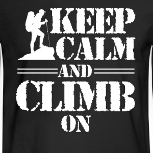 Mountain Climbing Shirts - Men's Long Sleeve T-Shirt