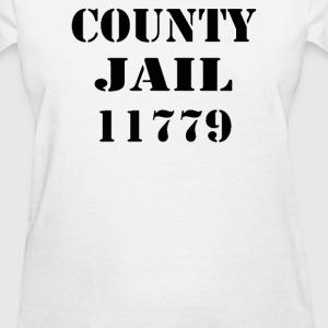 County Jail - Women's T-Shirt