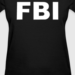 FBI - Women's T-Shirt