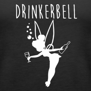 Drinkbell Dance - Women's Premium Tank Top