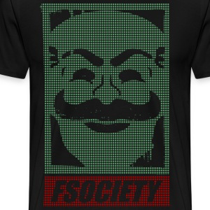 fsociety dot - Men's Premium T-Shirt