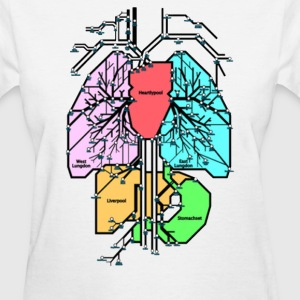 Organ-ised - Women's T-Shirt