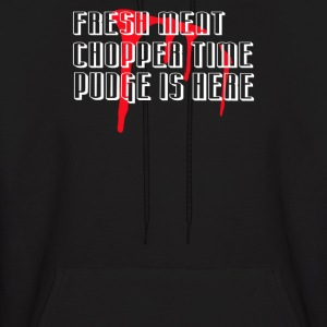 Pudge is here - Men's Hoodie