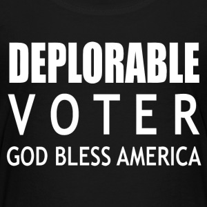 Deplorable Voter - Kids' Premium T-Shirt