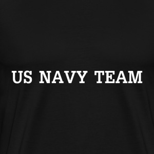 US Navy Team - Men's Premium T-Shirt