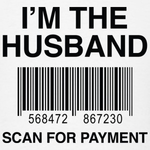 Scan For Payment - Men's T-Shirt