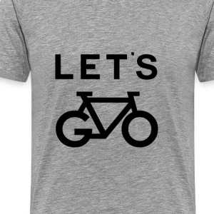 Lets Go - Men's Premium T-Shirt