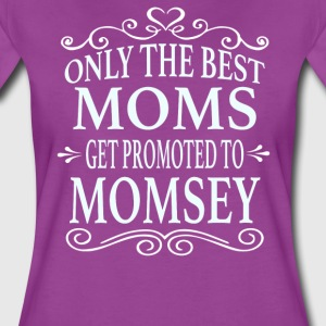 Promoted To Momsey - Women's Premium T-Shirt