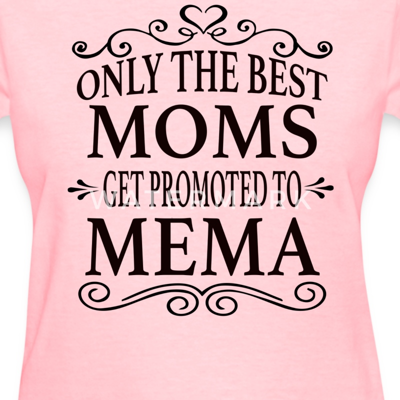 Promoted To Mema - Women's T-Shirt