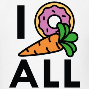 I Donut Carrot All - Men's T-Shirt