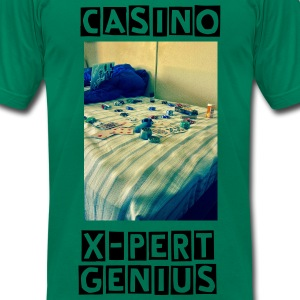 Casino(NEW ME MIXTAPE) - Men's T-Shirt by American Apparel
