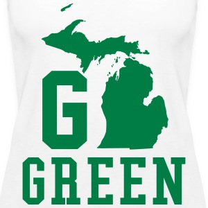 Go GREEN Tanks - Women's Premium Tank Top