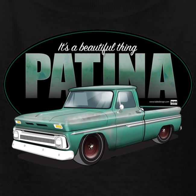 Kids Patina Fleetside Pickup PREMIUM ART Tee