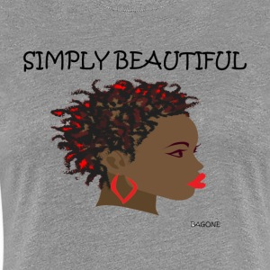 Simply Beautiful 2 T-Shirts - Women's Premium T-Shirt