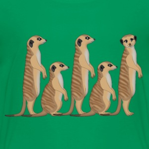 Meerkat up Baby & Toddler Shirts - Toddler Premium T-Shirt