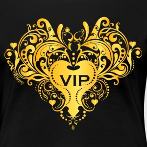 VIP Girl Gold - Women's Premium T-Shirt