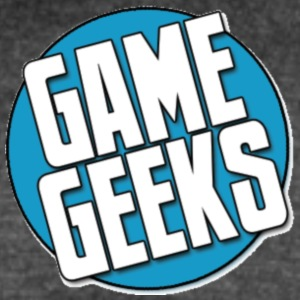 the game geeks tee shirt - Women's Vintage Sport T-Shirt