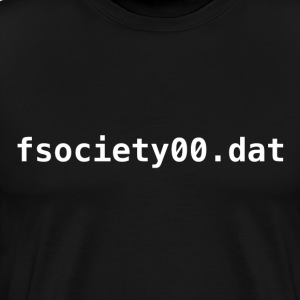 fsociety00.dat - Men's Premium T-Shirt