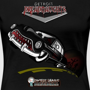 Detroit Dreadnaughts T-Shirts - Women's Premium T-Shirt