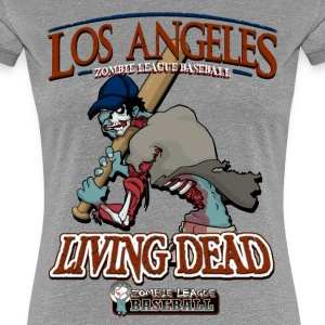 Los Angeles Living Dead T-Shirts - Women's Premium T-Shirt