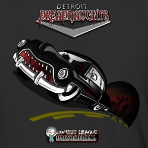 Detroit Dreadnaughts T-Shirts - Baseball T-Shirt