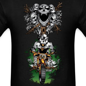 Skull Tree Halloween T-Shirts - Men's T-Shirt