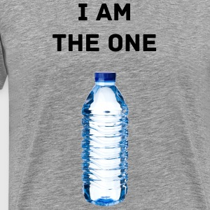 Water Bottle T-Shirts - Men's Premium T-Shirt