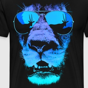 Hungry Lion - Men's Premium T-Shirt