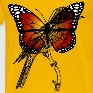 Monarch Butterfly 2 - Men's Premium T-Shirt