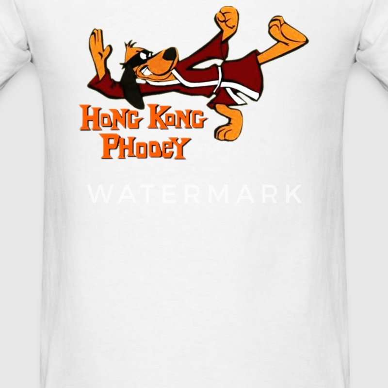 HONG KONG PHOOEY - Men's T-Shirt